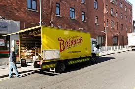 Irish Bakery van