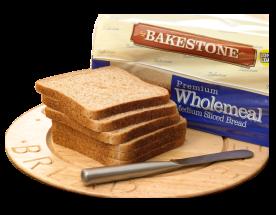 Wholemeal sliced