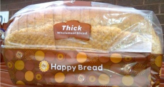 Wholemeal from Happy Bread