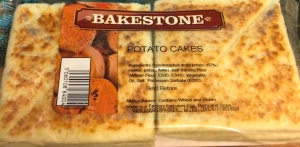4 pack potato cakes