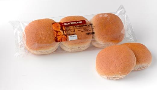 Brown barmcakes