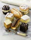 Fresh cream cakes mini size
