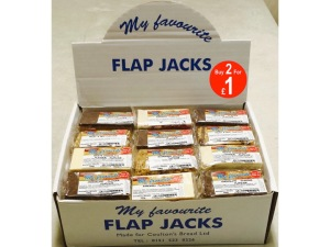 My favourite flapjacks