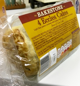 Bakestone Bread Eccles Cakes