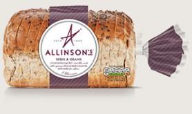 allinson seeded grains