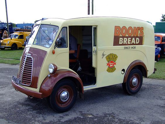 Boons bakery truck