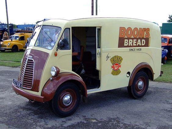 Boons bakery truck