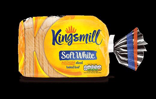 kingsmill soft white 800g