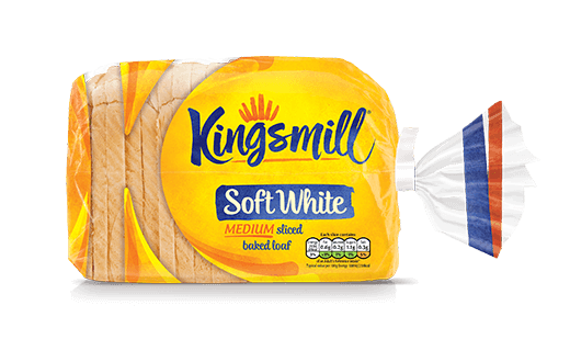 kingsmill soft white 800g