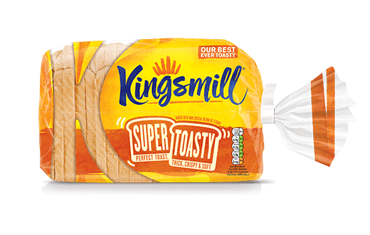 Kingsmill super toasty