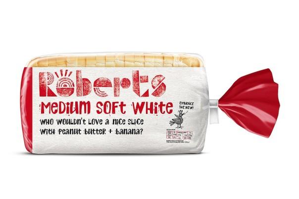 Roberts Medium white